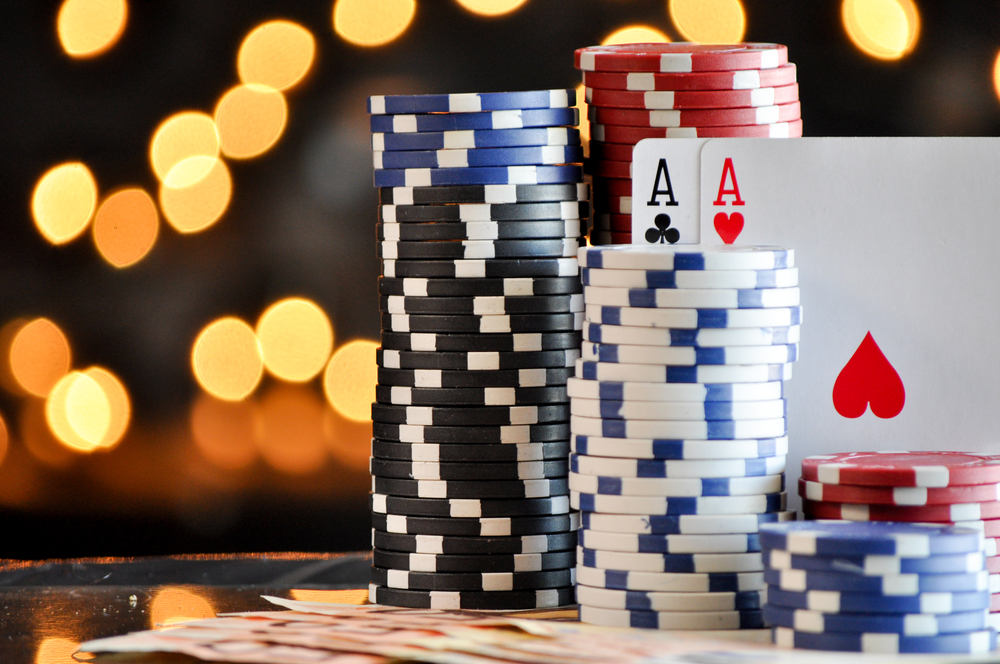 Casinos with online gambling